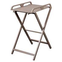 Combelle - Table à Langer Pliante Jade - laqué taupe