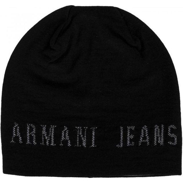 a8991bc8858b Armani - Bonnet Jeans - pas cher Achat   Vente Echarpes - RueDuCommerce