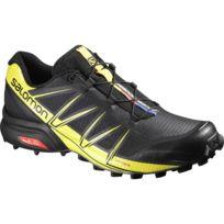 Salomon - Chaussures Trail Speedcross Pro Black Yellow
