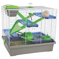 Rosewood - Cage Pico Xl pour Hamster et Souris - Gris