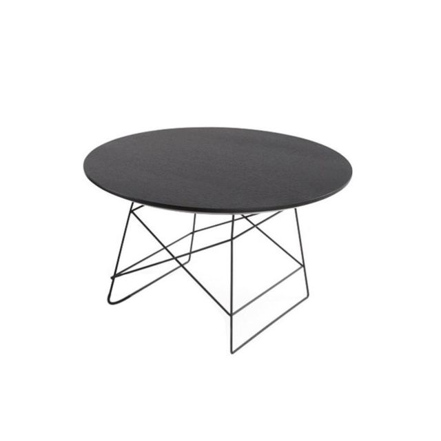 Inside 75 Innovation Living Grid tables basse design taille Xl en chêne wengué