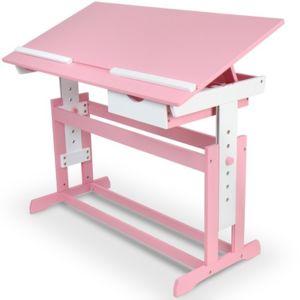 infantastic bureau pour enfant avec plateau inclinable. Black Bedroom Furniture Sets. Home Design Ideas