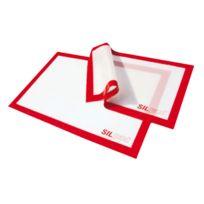 Paderno - Tapis de cuisson Silicone - 60x40cm - Tapis de cuisson