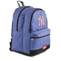 New York Yankees - Sac à dos Bleu Couture 45 Cm - 2 cpt