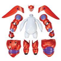 Bandai - Figurine cinéma - Les Nouveaux Héros - Armor Up - Baymax