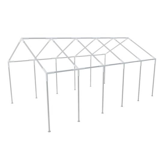 Rocambolesk - Superbe Structure de tente chapiteau pavillon 10 x 5 m neuf