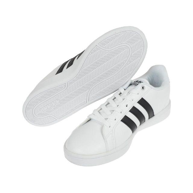 Chaussures mode ville Advantage blc noir Adidas neo Blanc