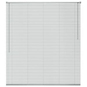 vidaxl store aluminium 140 x 130 cm argent 140cm x 130cm pas cher achat vente store. Black Bedroom Furniture Sets. Home Design Ideas