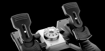 Pro Flight Rudder Pedals