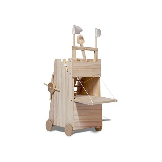Thumbs Up Thumbsup Uk, Medieval Siege Historically Accurate Tower with Working Levers