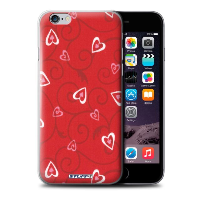 coque iphone 6 rouge