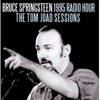 Chrome Dreams - Bruce Springsteen - 1995 Radio Hour the Tom Joad Sessions Radio Broadcast Boitier cristal