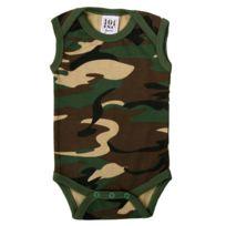 101 Inc. - Barboteuse bébé camouflage