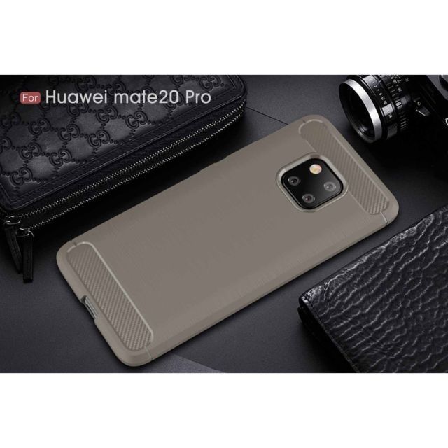 huawei mate 20 pro coque silicone
