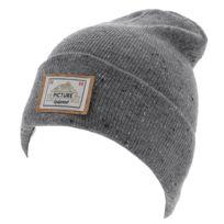 Bonnet classique Uncle beanie grey Gris 14175