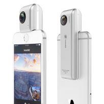 Ifrogz - Imax'S Camera 3K Caméra 360° - 3K - 800MAH - Iphone 6 6S 6PLUS