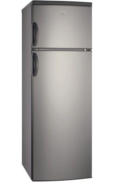 FAURE Réfrigérateur 2 Portes FRT428MX/1 FRT 428 MX 1, Inox