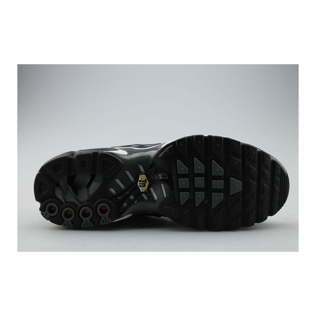 Nike - Air Max Plus Tn Txt Noir Noir/Gris - 40 1/2