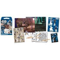Stars Wars - Star Wars Clone Wars - Jeu Magic stickers activity set