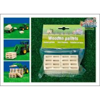 Van Manen - 610761 Kids Globe - Palettes en bois. 8 pièces