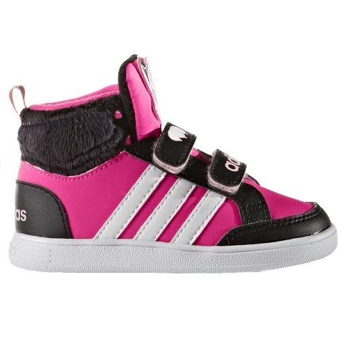 detailed look 9c0d3 45ea4 Adidas - Hoops Animal Cmf Mi Chaussure - pas cher Achat  Vente Baskets  enfant - RueDuCommerce