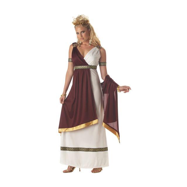 Marque Generique - Costume de sénatrice blanc et bordeaux - pas cher Achat    Vente Déguisement adulte - RueDuCommerce 0be4670d7e2