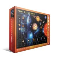 EuroGraphics - The Planets 1000 Piece Puzzle