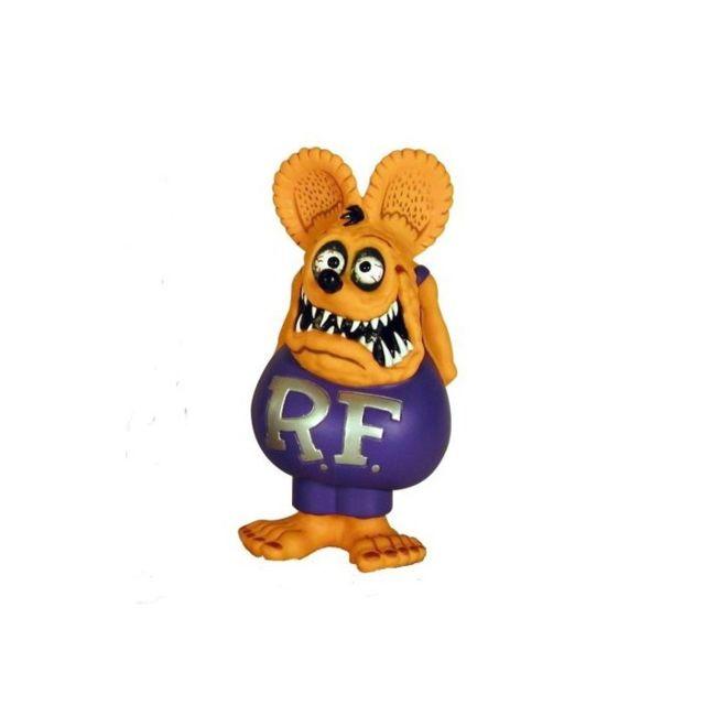 Universel Tirelire rat fink 60cm orange