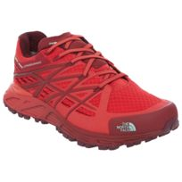 5096136896 The north face - Ultra Endurence Gtx Chaussure Trail Femme - Taille 38.5 -  Rouge