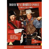 Odeon - North West Mounted Police IMPORT Anglais, IMPORT Dvd - Edition simple