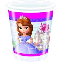 Ludendo - Gobelets Princesse Sofia© x8 - Disney