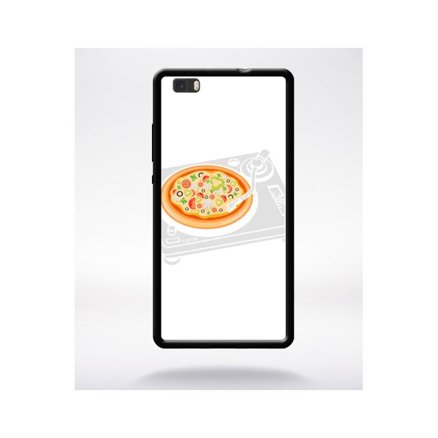 coque pizza huawei p8 lite 2017