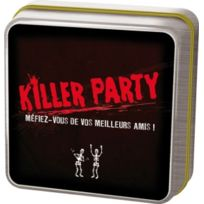 Cocktail Games - Jeux de société - Killer Party