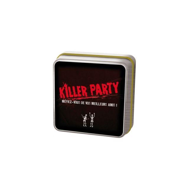 Cocktail Games Jeux de société - Killer Party