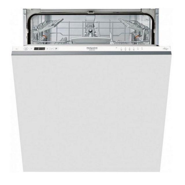 HOTPOINT lave-vaisselle 60cm 14c 46db a++ tout intégrable - hkic3b+26