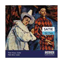 Marquis - Satie for Two. Musique pour duo de guitares
