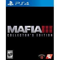 2K - MAFIA 3 COLLECTOR EDITION - PS4