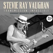 Phd - Stevie Ray Vaughan - Transmission impossible DigiPack