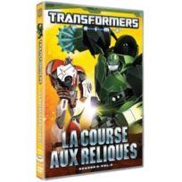 Primal Screen - Transformers Prime - Saison 2, Vol. 3 : La course aux reliques