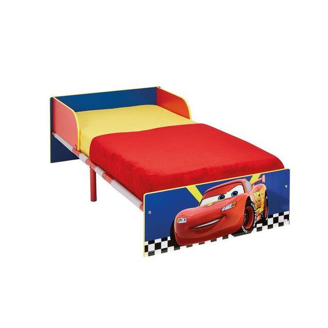 Vipack Lit enfant Cars 2 Hellohome