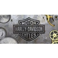 Cti - Drap de bain Harley Davidson