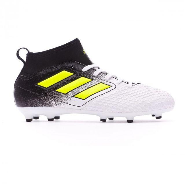 Adidas Chaussure de football Jr Ace 17.3 Fg White Solar