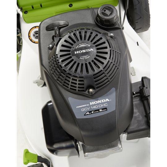 91b69b1d159 CARREFOUR Tondeuse thermique tractée Honda GCV140 pas cher au ...