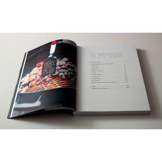 Alinéa Bible Bbq Livre de recettes Weber Chef barbecue