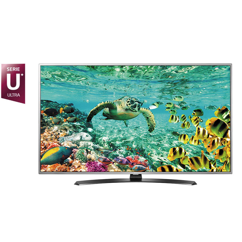 TV 55 pouces UHD 4K