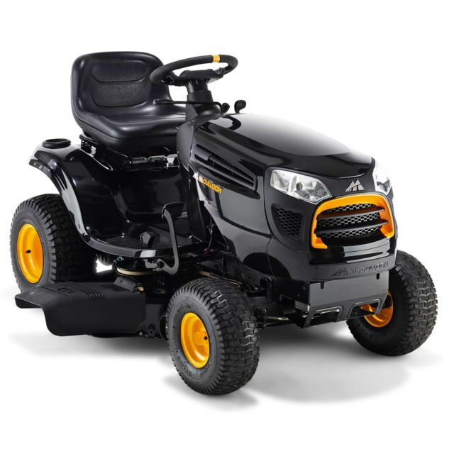 mcculloch tracteur tondeuse 12 cv 107 cm 3 500 m ejection lat rale pas cher achat. Black Bedroom Furniture Sets. Home Design Ideas