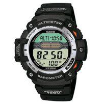 Casio - Montre Sgw-300H 1A Barometre Altimetre