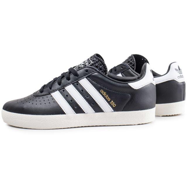 Adidas 350 Femme Noire Et Blanche pas cher Achat Vente