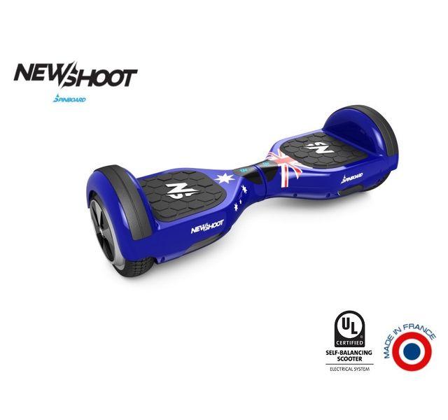 Newshoot hoverboard spinboard© stadium of australia