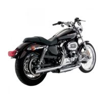 dc37f94aec562 Harley Davidson Xl 883/1200-04/13-SILENCIEUX Echappement Vance Hines  Straightshots Chrome-1801-0088